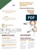 Brochure Memoria de Calculo