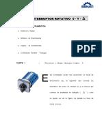 interruptor rotativo