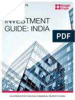Knight Frank Buying Commercial Property in India 2663