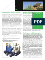 Small Modular Biomass Systems