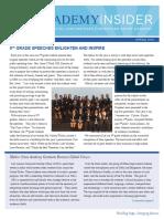 Newsletter Spring 16