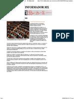 10-06-16 El PRI Analiza Adopción Para Parejas Homosexuales