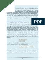 Scholarship Model of Financing