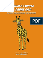Conte La Girafa Popota i l'Arbre Savi