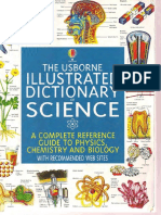 Usborne - Illustrated Dictionary of Science