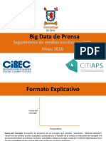 Big Data Prensa