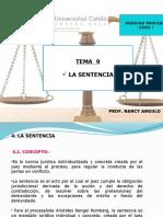 La Sentencia
