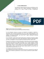 Ciclo Hidrologico y Clsificacion Del Agua