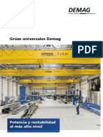 Grúas Universales Demag