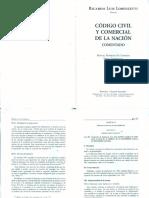 18 LORENZETTI, Código Civil y Comercial de La Nación Comentado