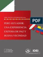 Ecuador - Peru