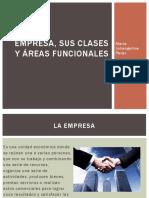La Empresa, sus Clases y Áreas Funcionales.pdf