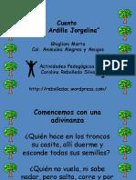 Ppt Cuento La Ardilla Jorgelina (1)