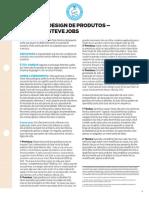 Design de Produtos - Steve Jobs