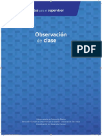 Observacion Clase