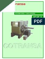 AP Op14 Cotransa Catalogo Intermitores y Osciladores
