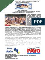 BUENA PARTICIPACIÓN DE LOS SOCORRISTAS EN LA II JORNADA DE AGUAS ABIERTAS CELEBRADO EN LA ISLA DEL ZUJAR
