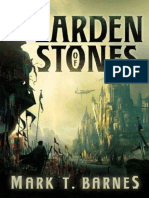 Barnes, Mark T. - Echoes of Empire, 01 - The Garden of Stones