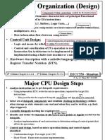 CPU Design