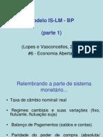 Modelo IS-LM-BP