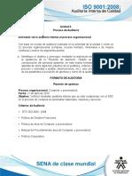 Actividad de Aprendizaje(UnidadN°3) proceso de auditoria