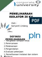 Dokumen.tips Pemeliharaan Isolator