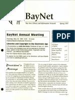 BayNet News Spring 1997
