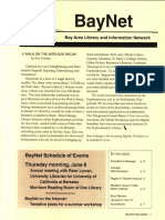 BayNet News Spring 1995