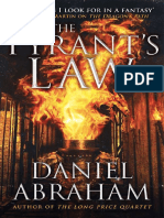 Abraham, Daniel - The Dagger and the Coin, 03 - The Tyrant's Law