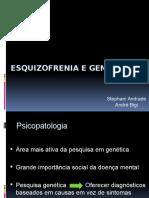 Esquizofrenia e GenÉTICA[1]ooiooioi