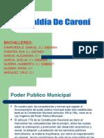 Poder Publico Municipal
