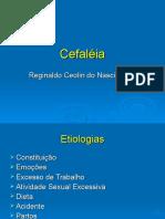 estudo sobre Cefaleia