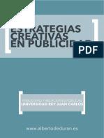 Estrategias Creativas en Publicidad