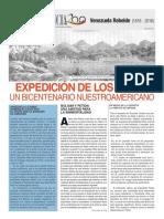 Encarte Expedicion de Los Cayos Print 30-3-16