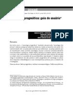Sociolgia Pragmática - guia do usuário
