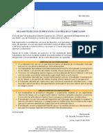 Ley y Reglamento de la  Prevención y Control de la Tuberculosis en el Perú