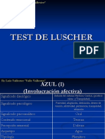Test de Luscher Ppt by Luis Vallester