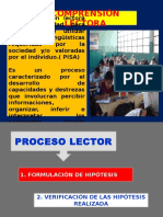 Diapositivas de Comprension Lectora, Matematica y Tutoria