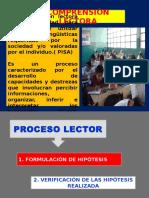 Diapositivas de Comprension Lectora, Matematica y Tutoria
