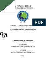 Líder Emprendedor - Estación de Servicios ADElITA