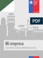 Guia Practica PARA EMPRENDEORES CHILE