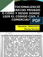 1 Bases Constitucionales Codigo Civil