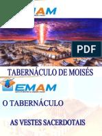 TABERNACULO DE MOISÉS