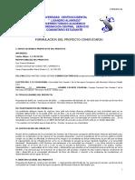 Formulacion Del Proyecto Comunitario Formato 06 Lleno Corregido 1