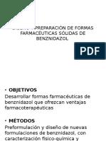 Diseño y Preparación de Formas Farmacéuticas Sólidas De