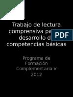 Trabajo de lectura comprensiva para el desarrollo de competencias básicas.pptx