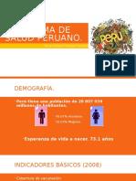 Sistema de Salud Peruano