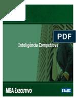 Inteligencia Competitiva_2010-Agosto [Modo de Compatibilidade]