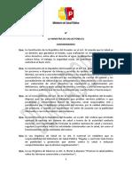 Msp Reglamento Publicidad 6 Febrero 2013 Tarde