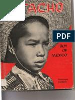 Tacho boy of Mexico